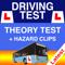 App Icon for Theory Test PCV / Bus / Coach App in Qatar IOS App Store