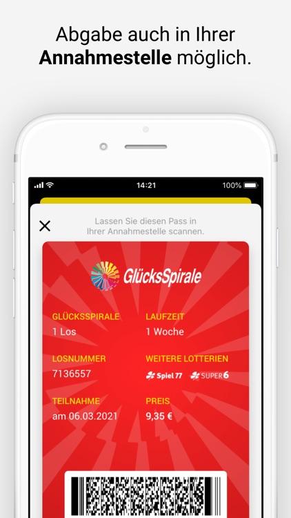 Eurojackpot und LOTTO spielen screenshot-5
