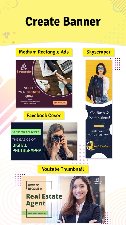 Brand Maker - Graphic Design screenshot-4