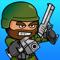 App Icon for Mini Militia - Doodle Army 2 App in United States IOS App Store