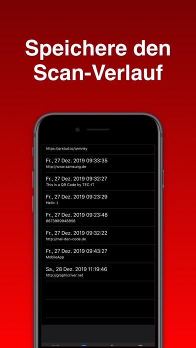 QR Code Scanner - Fast ScanScreenshot von 3