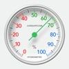 湿度計 - 湿度をチェックする - iPhoneアプリ
