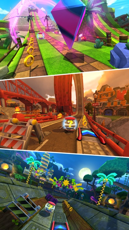 Sonic Forces - Racing Battle screenshot-4