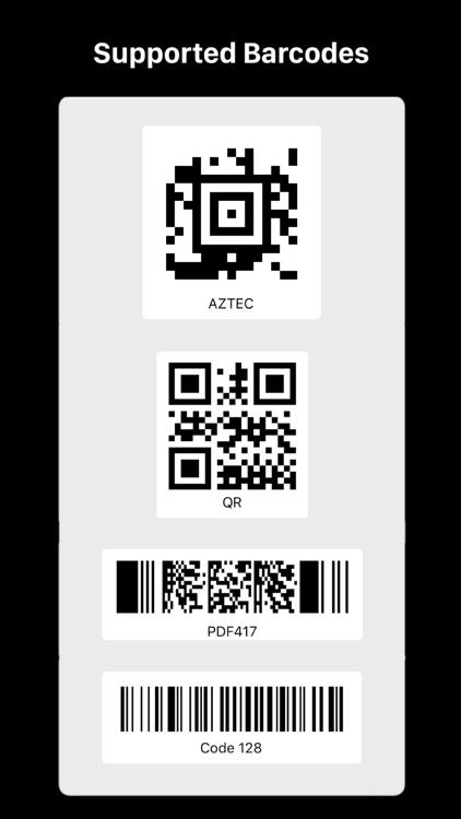MakePass: Barcode to Wallet screenshot-9