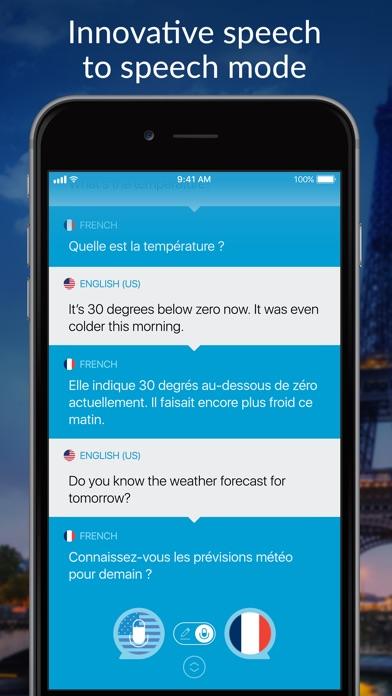 Speak & Translate - Translator app image