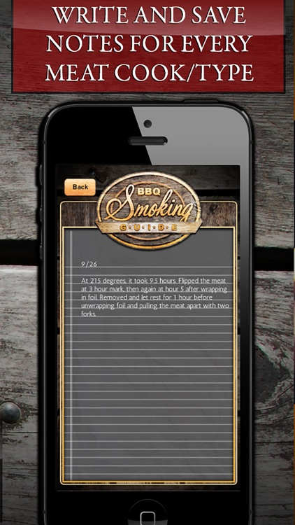 BBQ Smoking Cooking Guide! screenshot-4
