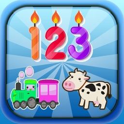 123 & ABC Puzzle-Learn English