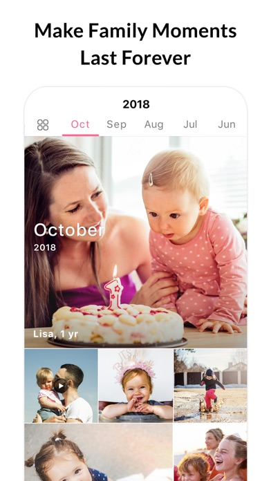 Download FamilyAlbum: Photo Sharing App for Pc