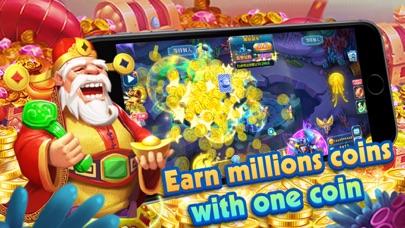 Fishing Casino - Ocean King free Resources hack