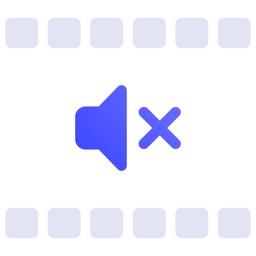Video Mute - Edit Clip Sound