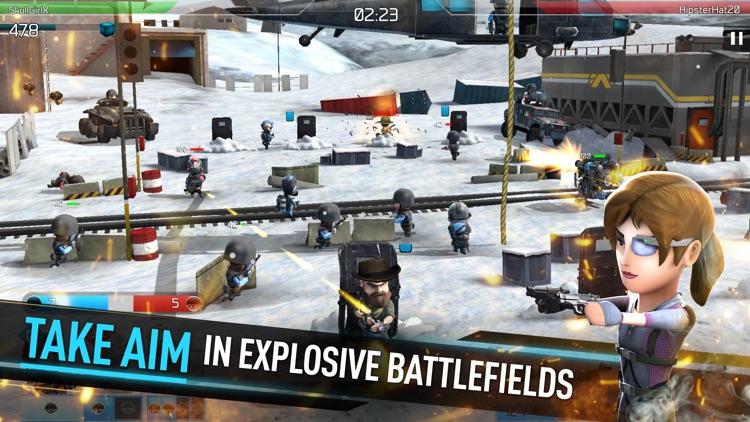 WarFriends: PVP Shooter screenshot-8
