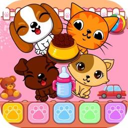 Pet care center - Animal games
