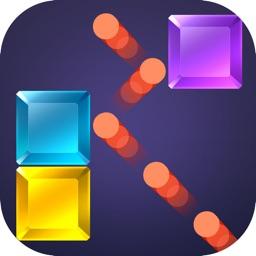 弹球王者—物理弹球打砖块小游戏