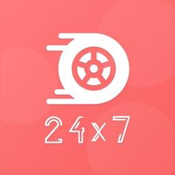 Vehicle 24x7
