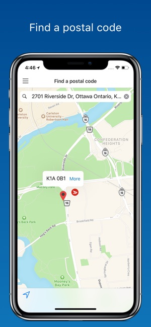 Canada Post Postal Code Map Kitchener - Kitchen Appliances Tips And on