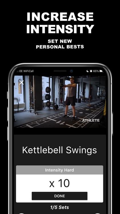 ATHLETE.CO MMA Workout Program screenshot-4