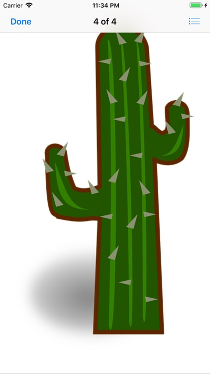 Lotsa Cactus Stickers screenshot-4
