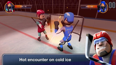 Screenshot for Hearts of Ice - Hockey War in Viet Nam App Store