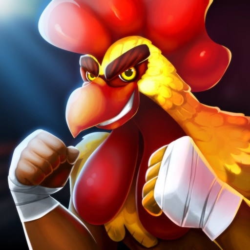 Cock Battle - Fist and Feather