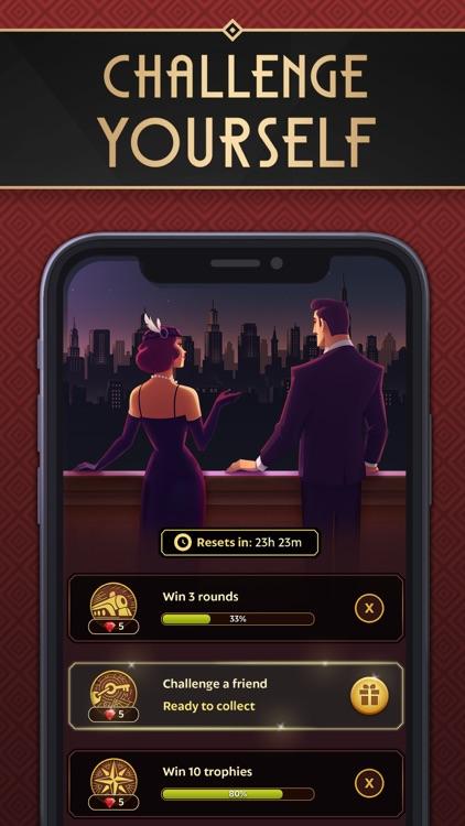 Grand Gin Rummy 2: Card Game screenshot-3