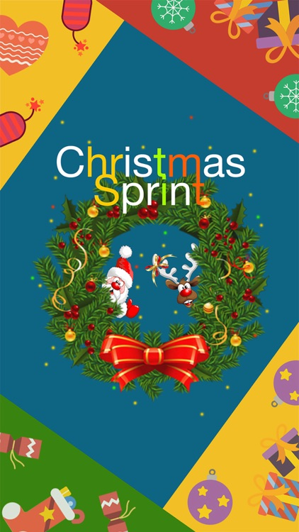 Christmas Sprint screenshot-0