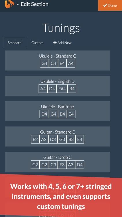 Ukulele Notepad - Tab Editor screenshot-3