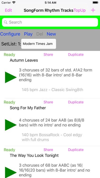 Jazz and Blues Sampler screenshot-0
