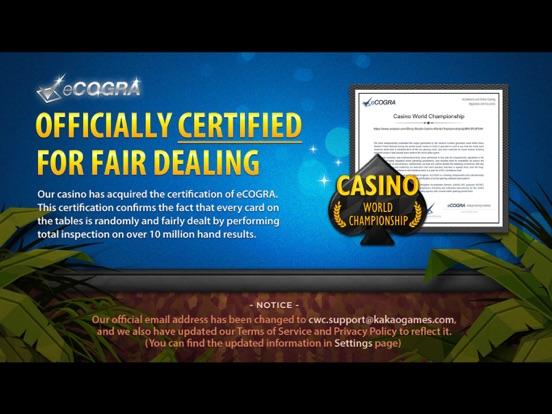 Casino World Championship screenshot 8