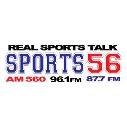 Sports 56/87.7FM