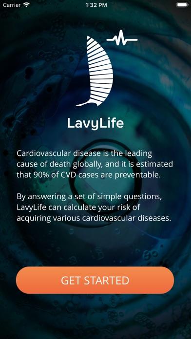 Screenshot for LavyLife in Saudi Arabia App Store