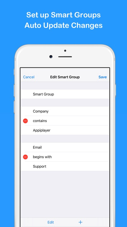Group Text and Email