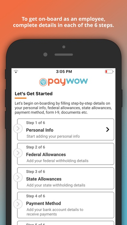 myPayWow screenshot-0