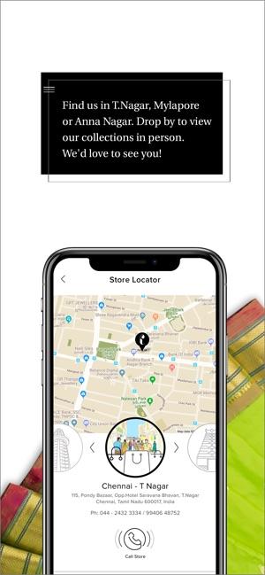 Palam Silks on the App Store