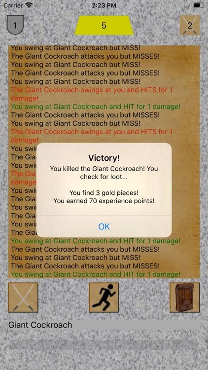 Malkior's Maze screenshot-3