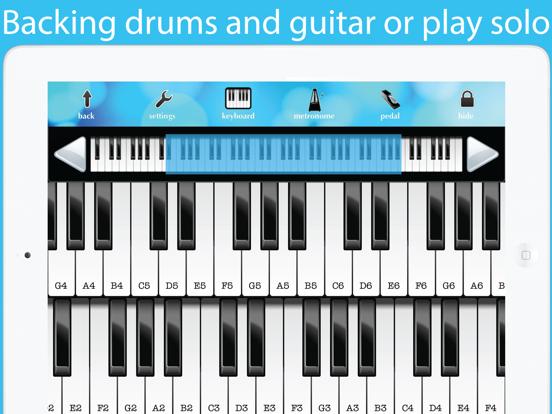 Piano Free with Songs screenshot