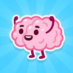 Brain Quiz - Tricky puzzles