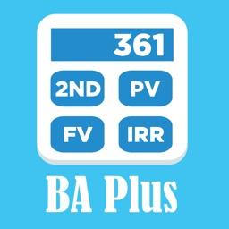 BA Plus Pro Calculator