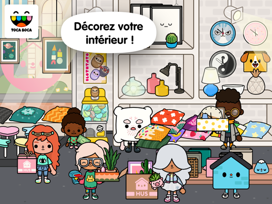 Toca Life: Neighborhood