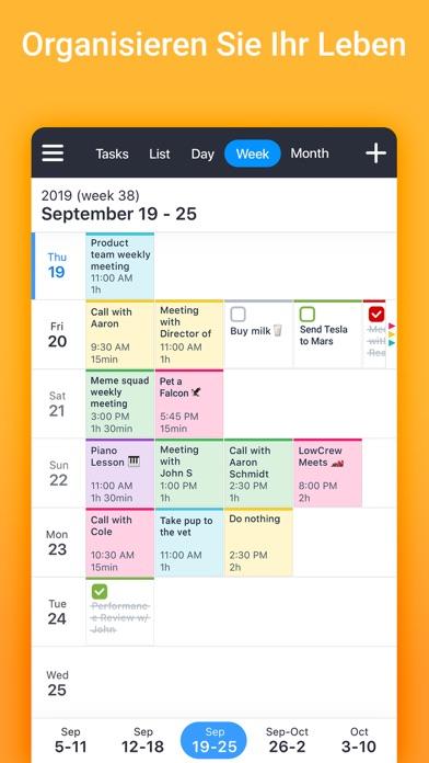 Calendars 5 von ReaddleScreenshot von 2