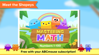 ABCmouse Mastering Math-0