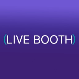 Live Booth - Photo, Video, GIF