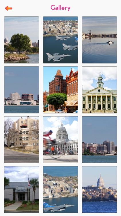 Madison City Travel Guide screenshot-4