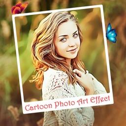 Cartoon Photo Art Effect