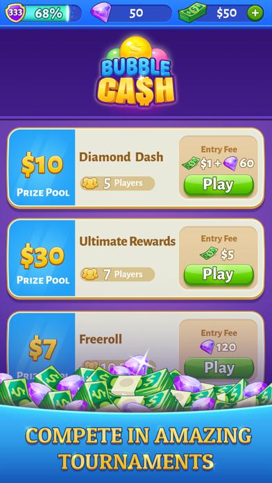 Bubble Cash screenshot 4