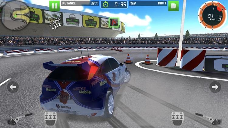 Rally Racer Dirt screenshot-6