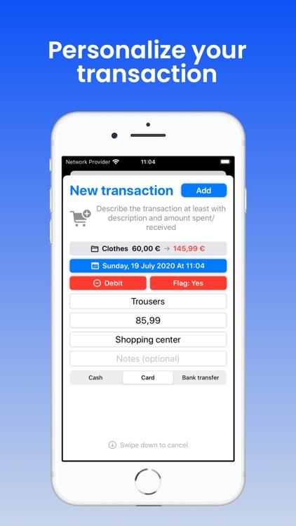 Purchases List screenshot-3