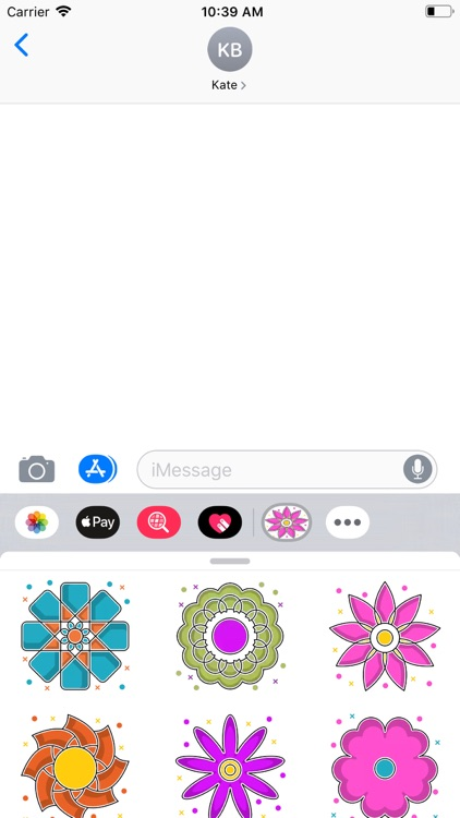 Flowers - Stickers Pack