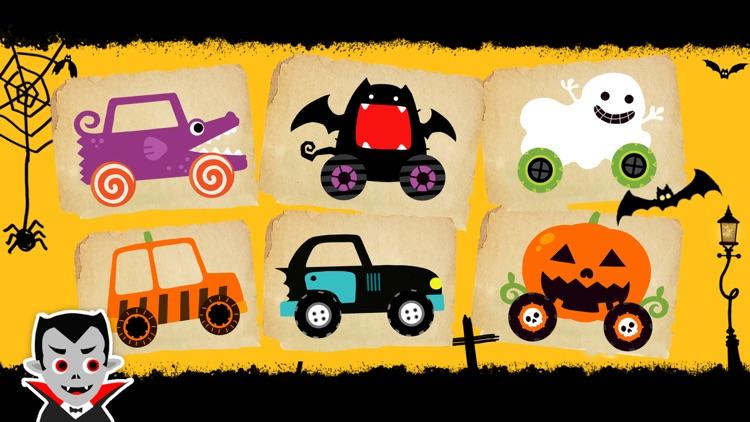 Labo Halloween Car(7+) screenshot-4