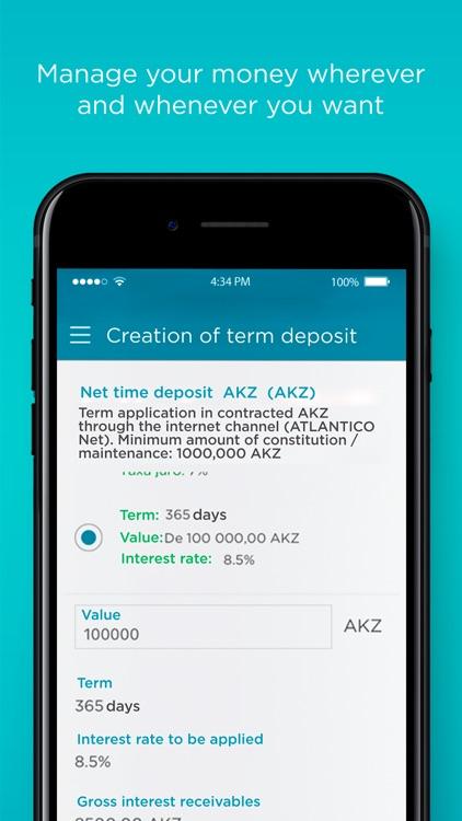 millennium atlantico internet banking