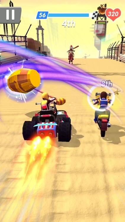 Racing Smash 3D screenshot-3
